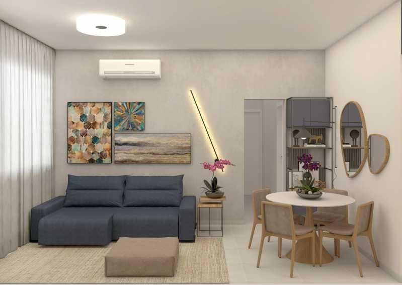 9eae7dd31d7c3902-SALA 01 - Apartamento 2 quartos à venda Copacabana, Rio de Janeiro - R$ 848.900 - SVAP20508 - 3