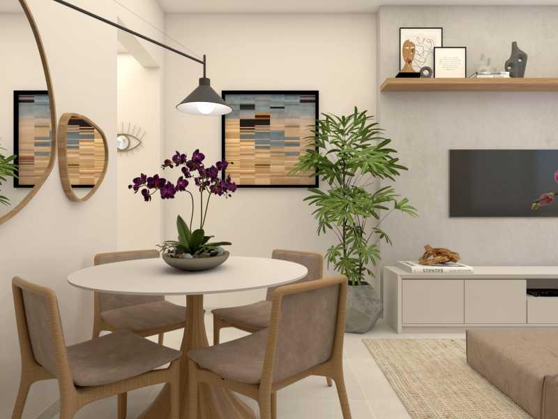 234d25ca314a9067-SALA 03 - Apartamento 2 quartos à venda Copacabana, Rio de Janeiro - R$ 848.900 - SVAP20508 - 5