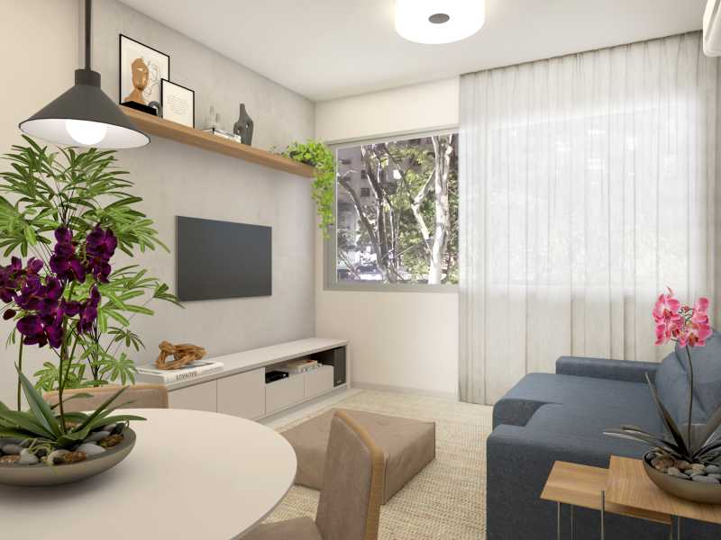 432d6ce82c03edd0-SALA 02 - Apartamento 2 quartos à venda Copacabana, Rio de Janeiro - R$ 848.900 - SVAP20508 - 1
