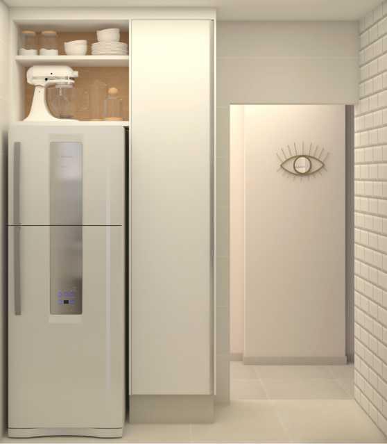 8200c2be33e280be-COZINHA 01 - Apartamento 2 quartos à venda Copacabana, Rio de Janeiro - R$ 848.900 - SVAP20508 - 10