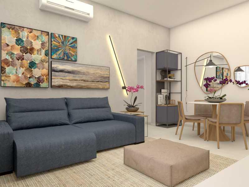 bbb6f985d238e571-SALA 04 - Apartamento 2 quartos à venda Copacabana, Rio de Janeiro - R$ 848.900 - SVAP20508 - 6