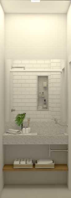 c82f55c374c3b67c-BANHEIRO SERV - Apartamento 2 quartos à venda Copacabana, Rio de Janeiro - R$ 848.900 - SVAP20508 - 21