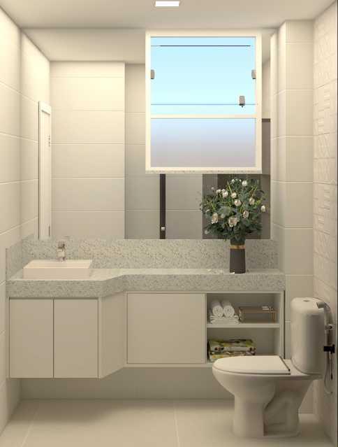 cc15bcc8437b1154-BANHEIRO SOCI - Apartamento 2 quartos à venda Copacabana, Rio de Janeiro - R$ 848.900 - SVAP20508 - 15