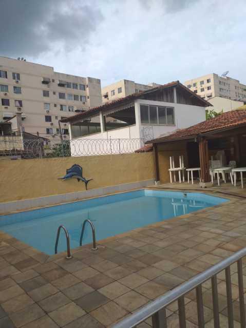 1 - Casa em Condomínio 2 quartos à venda Pechincha, Rio de Janeiro - R$ 299.900 - SVCN20060 - 1