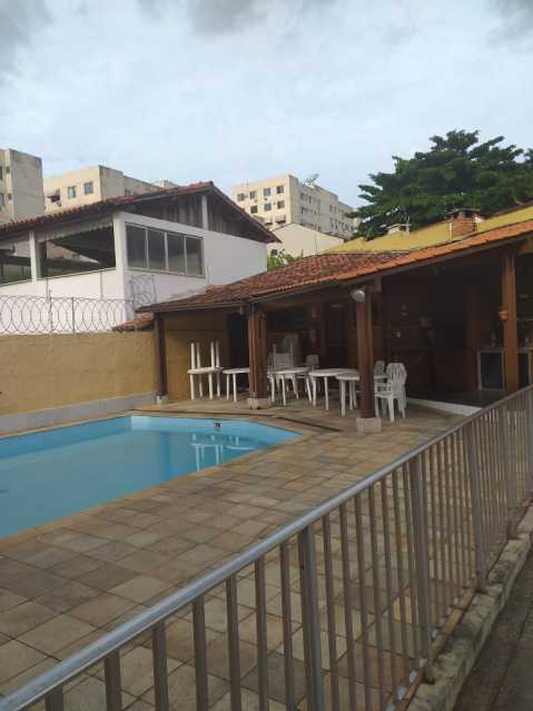 2 - Casa em Condomínio 2 quartos à venda Pechincha, Rio de Janeiro - R$ 299.900 - SVCN20060 - 3