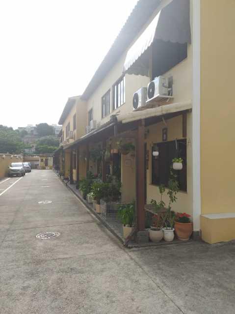 4 - Casa em Condomínio 2 quartos à venda Pechincha, Rio de Janeiro - R$ 299.900 - SVCN20060 - 5