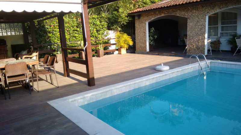 1 - Casa em Condomínio 4 quartos à venda Jacarepaguá, Rio de Janeiro - R$ 1.700.000 - SVCN40092 - 1