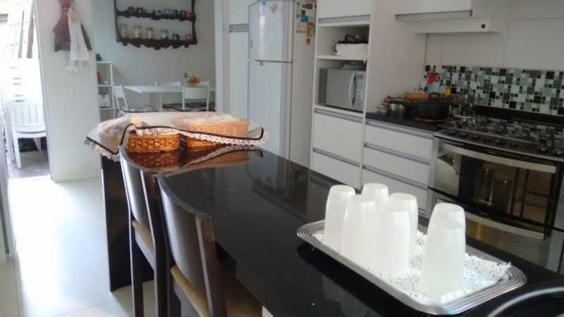 12 - Casa em Condomínio 4 quartos à venda Jacarepaguá, Rio de Janeiro - R$ 1.700.000 - SVCN40092 - 12
