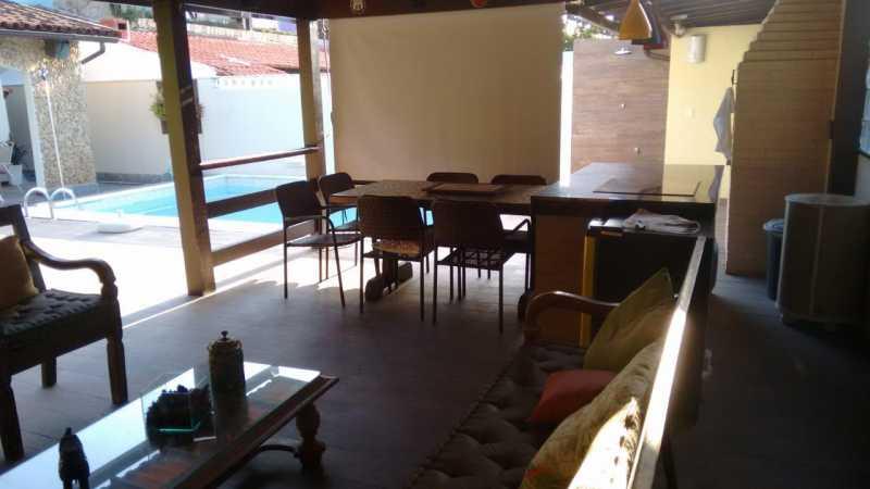 17 - Casa em Condomínio 4 quartos à venda Jacarepaguá, Rio de Janeiro - R$ 1.700.000 - SVCN40092 - 19