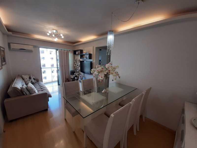 1 - Apartamento 2 quartos à venda Recreio dos Bandeirantes, Rio de Janeiro - R$ 500.000 - SVAP20509 - 1