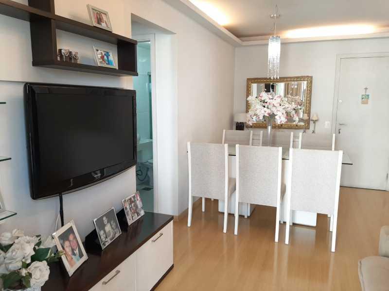 2 - Apartamento 2 quartos à venda Recreio dos Bandeirantes, Rio de Janeiro - R$ 500.000 - SVAP20509 - 3