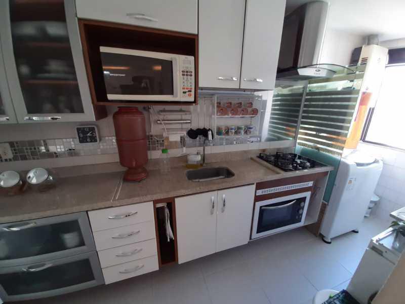 12 - Apartamento 2 quartos à venda Recreio dos Bandeirantes, Rio de Janeiro - R$ 500.000 - SVAP20509 - 13