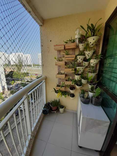 13 - Apartamento 2 quartos à venda Recreio dos Bandeirantes, Rio de Janeiro - R$ 500.000 - SVAP20509 - 14