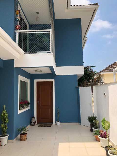 2 - Casa em Condomínio 4 quartos à venda Anil, Rio de Janeiro - R$ 910.000 - SVCN40093 - 3