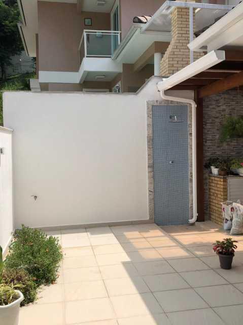 4 - Casa em Condomínio 4 quartos à venda Anil, Rio de Janeiro - R$ 910.000 - SVCN40093 - 5
