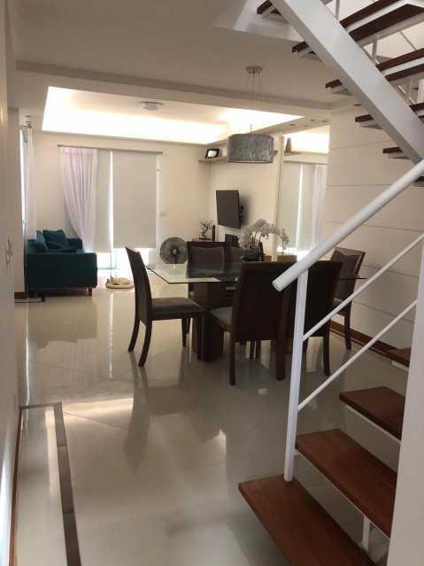 7 - Casa em Condomínio 4 quartos à venda Anil, Rio de Janeiro - R$ 910.000 - SVCN40093 - 7