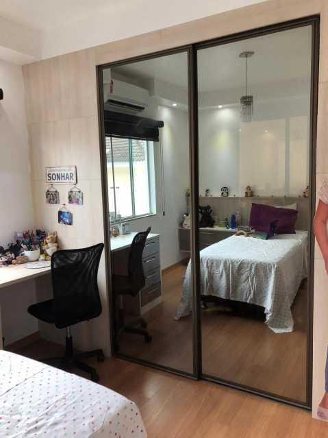 13 - Casa em Condomínio 4 quartos à venda Anil, Rio de Janeiro - R$ 910.000 - SVCN40093 - 14