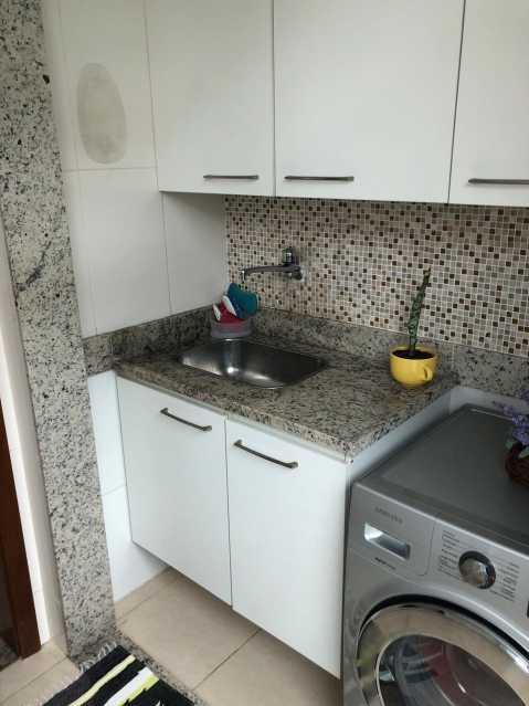 16 - Casa em Condomínio 4 quartos à venda Anil, Rio de Janeiro - R$ 910.000 - SVCN40093 - 17