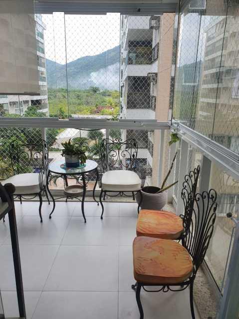 1 - Apartamento 3 quartos à venda Vargem Grande, Rio de Janeiro - R$ 615.000 - SVAP30240 - 1