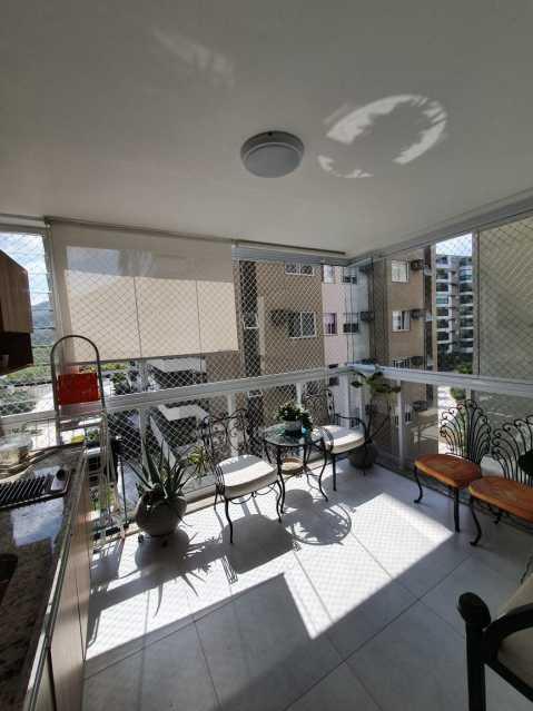 3 - Apartamento 3 quartos à venda Vargem Grande, Rio de Janeiro - R$ 615.000 - SVAP30240 - 4