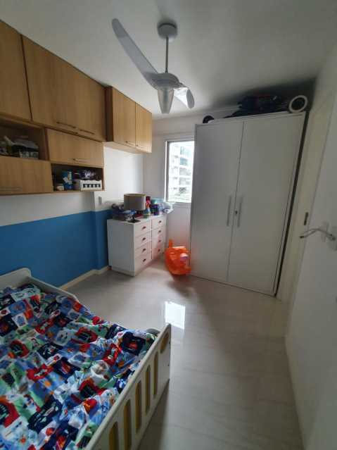 5 - Apartamento 3 quartos à venda Vargem Grande, Rio de Janeiro - R$ 615.000 - SVAP30240 - 6