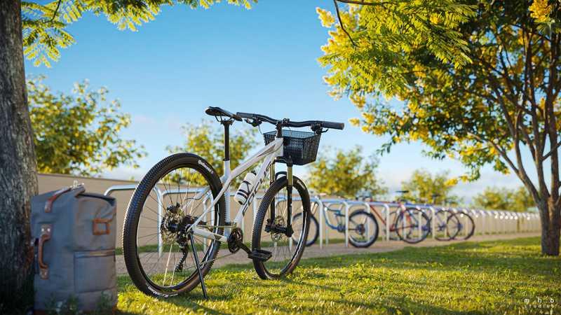 rj-reserva-atlantica-bicicleta - Apartamento 1 quarto à venda Vargem Grande, Rio de Janeiro - R$ 175.000 - SVAP10048 - 3