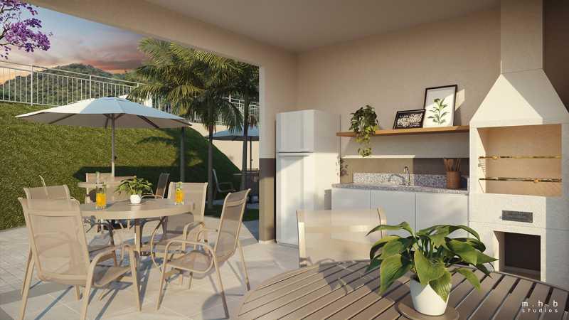 rj-reserva-atlantica-churrasqu - Apartamento 1 quarto à venda Vargem Grande, Rio de Janeiro - R$ 175.000 - SVAP10048 - 4