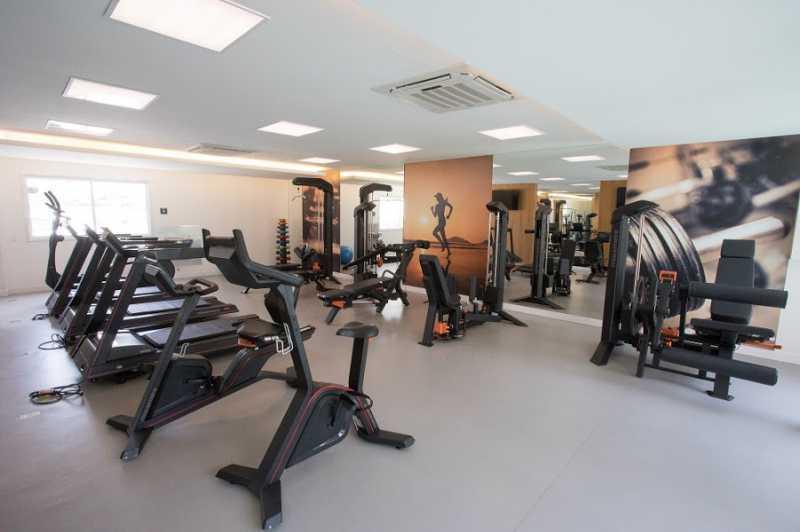 Academia 2 - Apartamento 3 quartos à venda Anil, Rio de Janeiro - R$ 369.000 - SVAP30244 - 1
