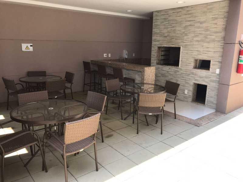CHURRASQUEIRA - Apartamento 2 quartos à venda Anil, Rio de Janeiro - R$ 336.800 - SVAP20523 - 4