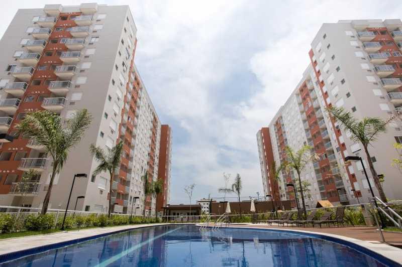 Piscina - Apartamento 2 quartos à venda Anil, Rio de Janeiro - R$ 336.800 - SVAP20523 - 20