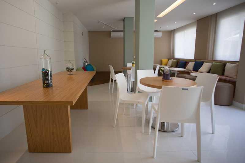 Salao infantil - Apartamento 2 quartos à venda Anil, Rio de Janeiro - R$ 299.000 - SVAP20524 - 24