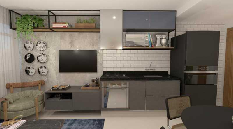 fotos-6 - Apartamento 2 quartos à venda Botafogo, Rio de Janeiro - R$ 598.900 - SVAP20534 - 4