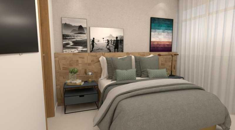 fotos-10 - Apartamento 2 quartos à venda Botafogo, Rio de Janeiro - R$ 598.900 - SVAP20534 - 8