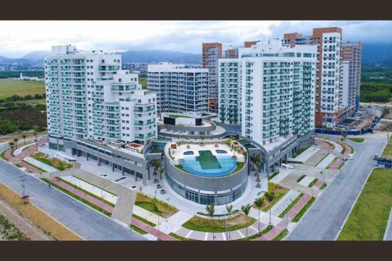 1 - Apartamento 2 quartos à venda Barra da Tijuca, Rio de Janeiro - R$ 698.900 - SVAP20539 - 1