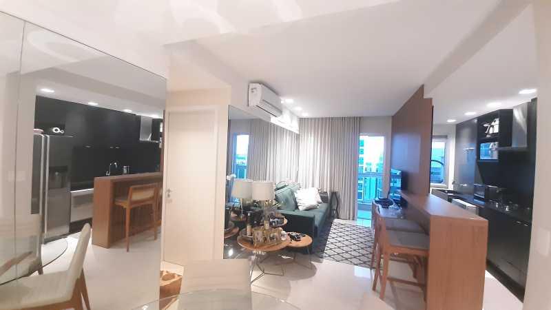 2 - Apartamento 2 quartos à venda Barra da Tijuca, Rio de Janeiro - R$ 698.900 - SVAP20539 - 3