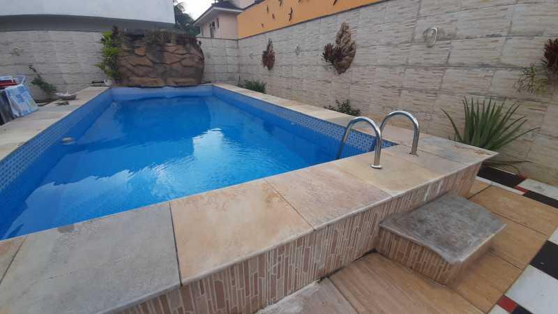 29 - Casa em Condomínio 4 quartos à venda Vargem Grande, Rio de Janeiro - R$ 899.900 - SVCN40095 - 30