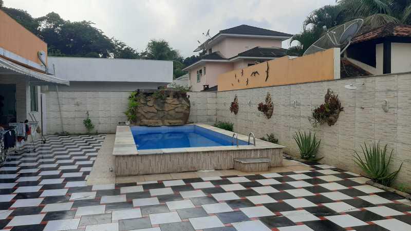 27 - Casa em Condomínio 4 quartos à venda Vargem Grande, Rio de Janeiro - R$ 899.900 - SVCN40095 - 28