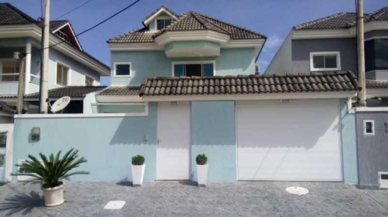 1 - Casa em Condomínio 3 quartos à venda Vargem Pequena, Rio de Janeiro - R$ 860.000 - SVCN30152 - 1