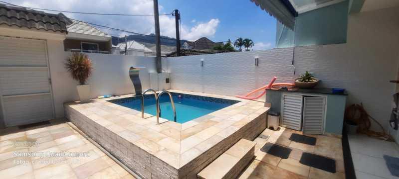 2 - Casa em Condomínio 3 quartos à venda Vargem Pequena, Rio de Janeiro - R$ 860.000 - SVCN30152 - 3