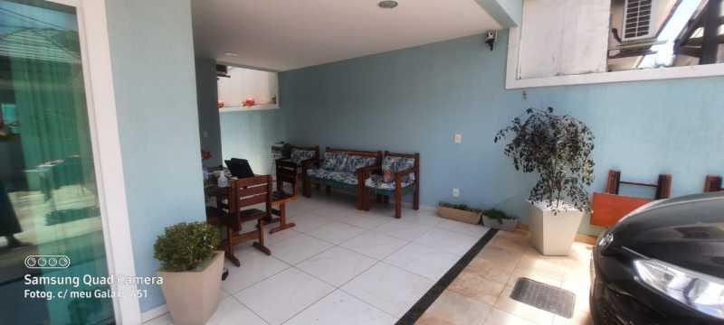 3 - Casa em Condomínio 3 quartos à venda Vargem Pequena, Rio de Janeiro - R$ 860.000 - SVCN30152 - 4
