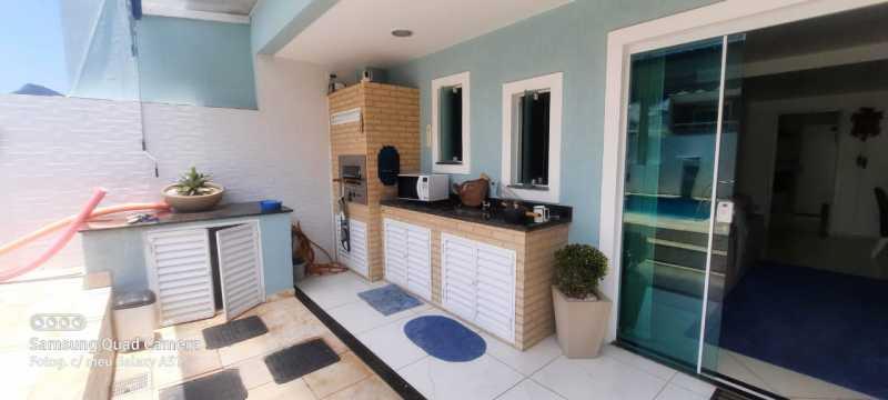 11 - Casa em Condomínio 3 quartos à venda Vargem Pequena, Rio de Janeiro - R$ 860.000 - SVCN30152 - 12