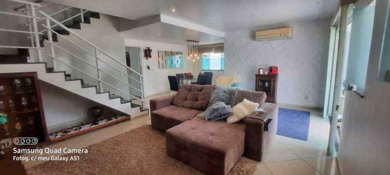 13 - Casa em Condomínio 3 quartos à venda Vargem Pequena, Rio de Janeiro - R$ 860.000 - SVCN30152 - 14