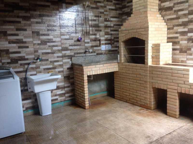 1 - Casa em Condomínio 3 quartos à venda Recreio dos Bandeirantes, Rio de Janeiro - R$ 635.000 - SVCN30153 - 1