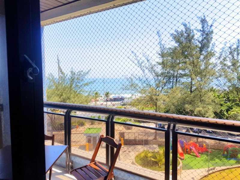 2 - Apartamento 2 quartos à venda Barra da Tijuca, Rio de Janeiro - R$ 980.000 - SVAP20542 - 3