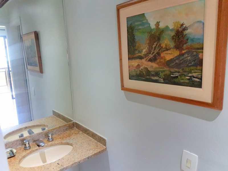 12 - Apartamento 2 quartos à venda Barra da Tijuca, Rio de Janeiro - R$ 980.000 - SVAP20542 - 12