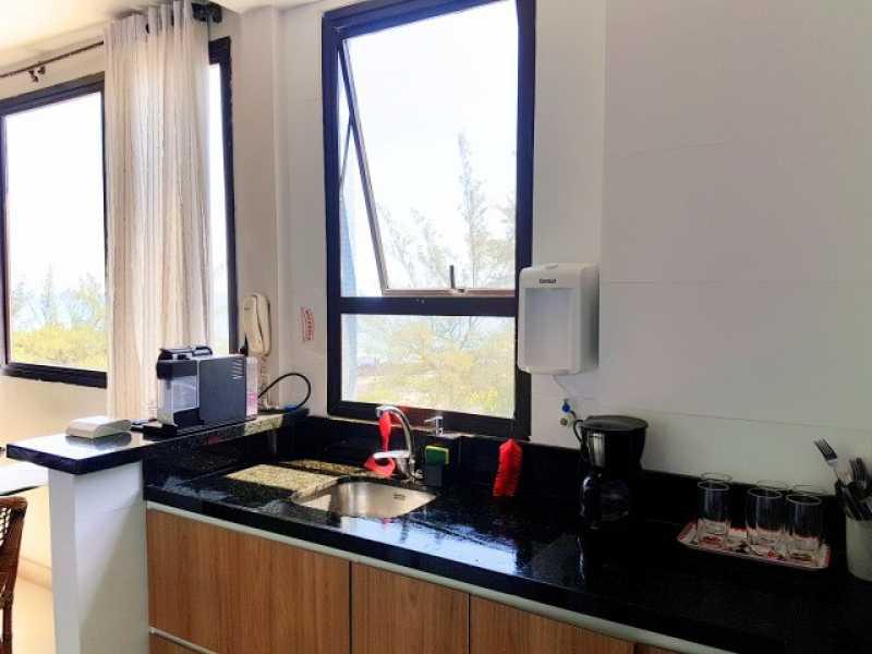 20 - Apartamento 2 quartos à venda Barra da Tijuca, Rio de Janeiro - R$ 980.000 - SVAP20542 - 20