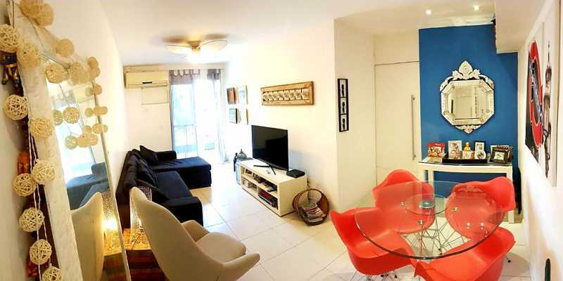 4251_G1624040046 - Apartamento 2 quartos à venda Recreio dos Bandeirantes, Rio de Janeiro - R$ 450.000 - SVAP20544 - 1