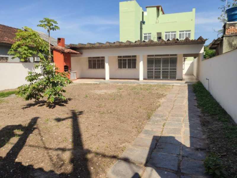 1 - Casa 3 quartos à venda Taquara, Rio de Janeiro - R$ 550.000 - SVCA30041 - 1