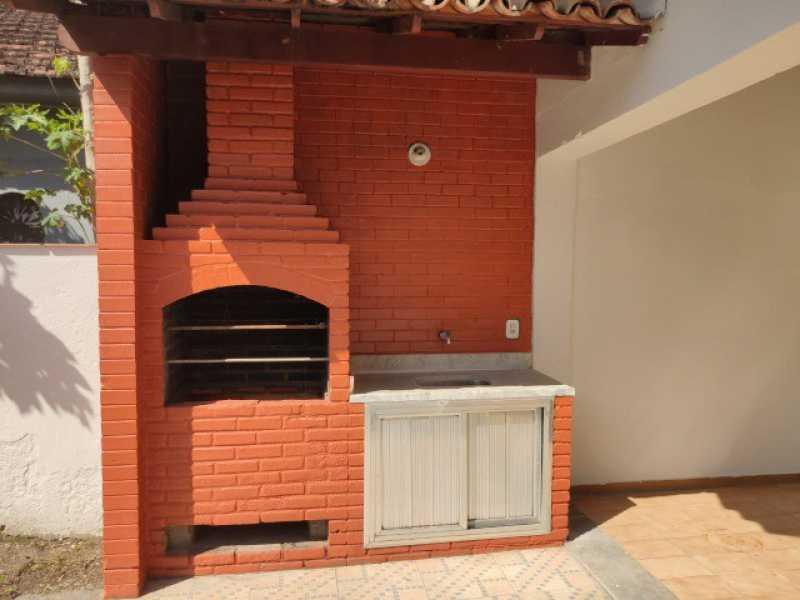 3 - Casa 3 quartos à venda Taquara, Rio de Janeiro - R$ 550.000 - SVCA30041 - 4