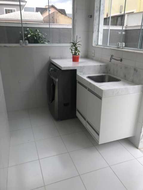 4248_G1623941370 - Casa 4 quartos à venda Recreio dos Bandeirantes, Rio de Janeiro - R$ 1.580.000 - SVCA40019 - 10